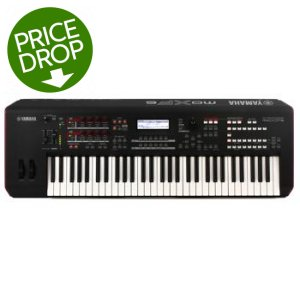 Yamaha MOXF6 61-key Synthesizer Workstation