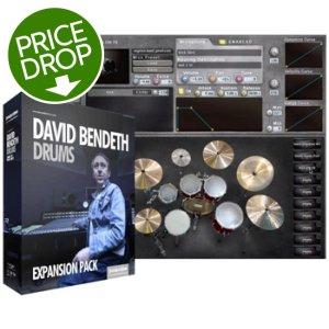Steven Slate Drums 5 David Bendeth Drums Expansion Pack