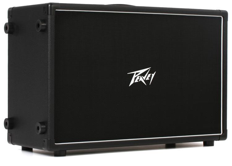 peavey 212 6 50 watt mono 25 watt stereo 2x12 cabinet sweetwater. Black Bedroom Furniture Sets. Home Design Ideas