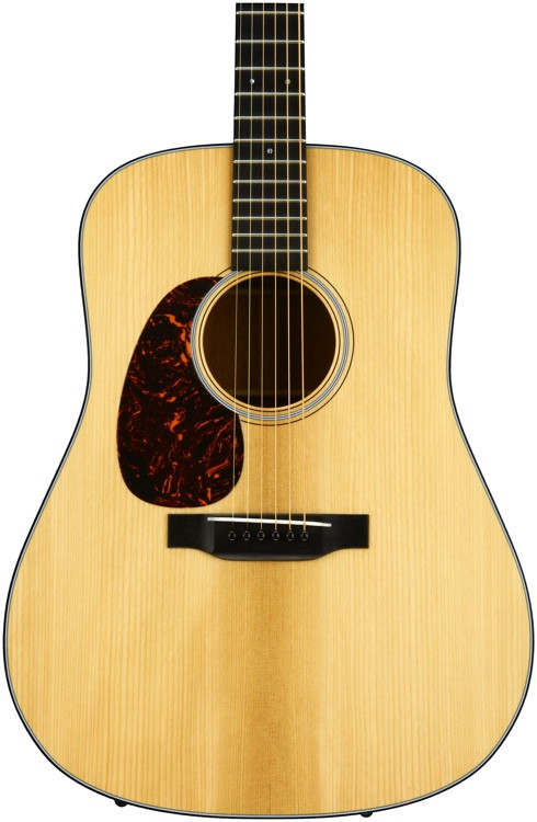 Martin D-18 Authentic 1939 VTS Left-handed - Vintage Gloss image 1