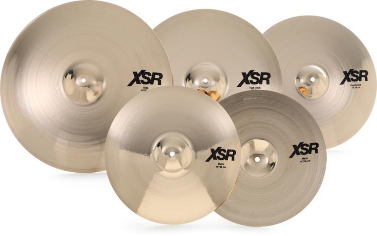 Sabian XSR Performance Set with Free 18