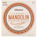 D'Addario EJ74 Phosphor Bronze Mandolin Strings - .011-.040