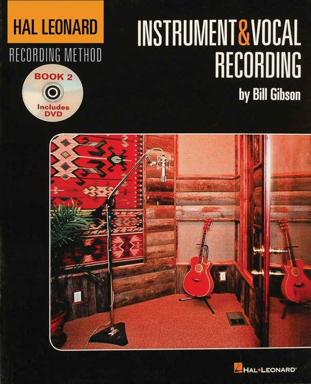 Hal Leonard Recording Method: Book Two - Instrument & Vocal Recording - Volume 2 image 1