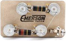 Emerson Custom Prewired Kit for Gibson Les Paul Guitars - Long Shaft