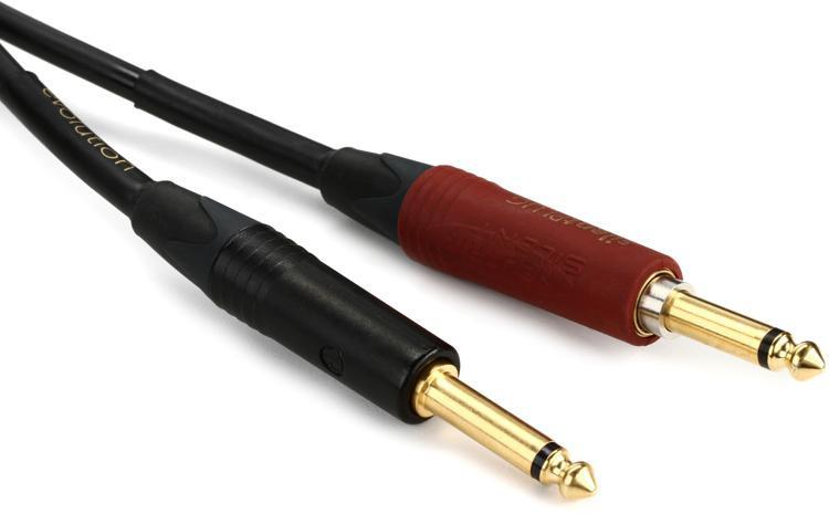 Pro Co 20\' Evolution Silent Guitar Cable image 1