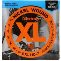 D'Addario EXL110-7 Nickel Wound Light 7-String Electric Strings