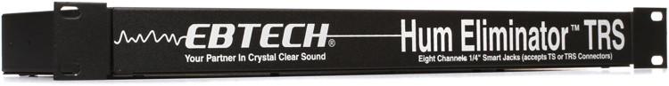 Ebtech HE-8 8-channel Hum Eliminator Rack image 1