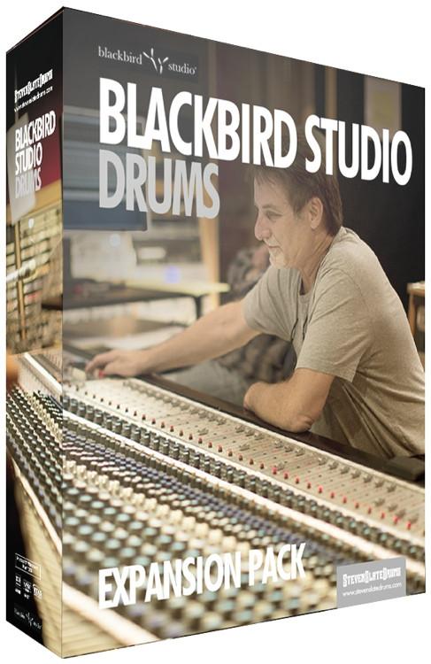 Steven Slate Drums Blackbird Studios Drums Expansion Pack for Trigger image 1