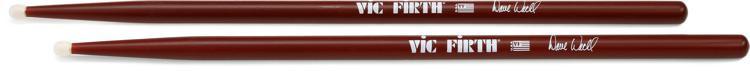 Vic Firth Signature Series Drum Sticks - Dave Weckl - Nylon Tip image 1
