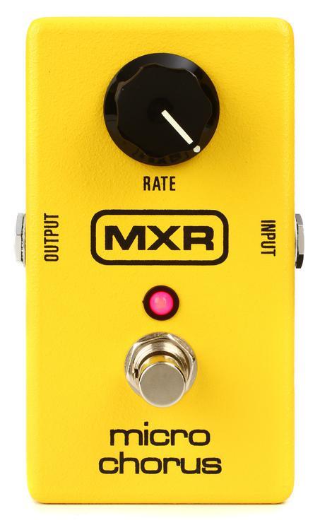 MXR M148 Micro Chorus Pedal image 1