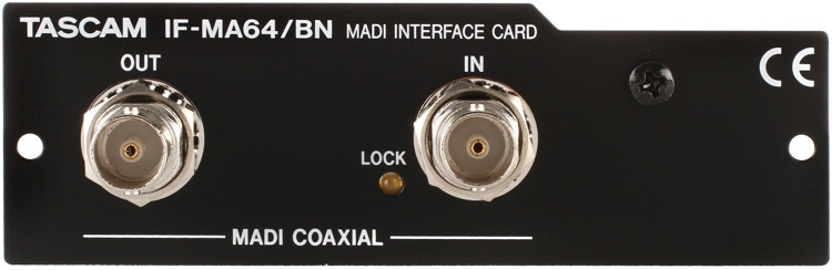TASCAM IF-MA64/BN image 1