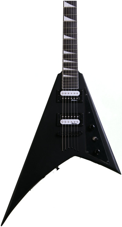 Jackson JS32T Rhoads - Satin Black image 1