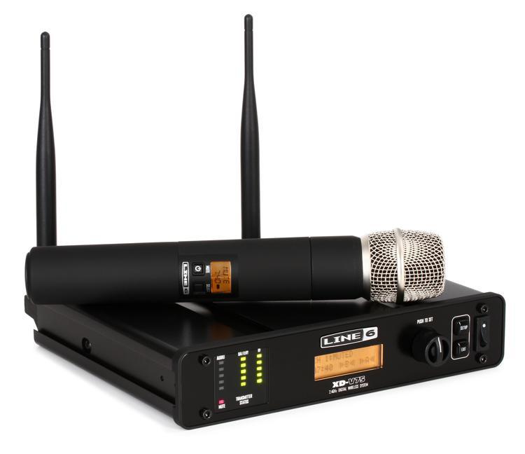 Line 6 XD-V75 Digital Handheld Wireless image 1