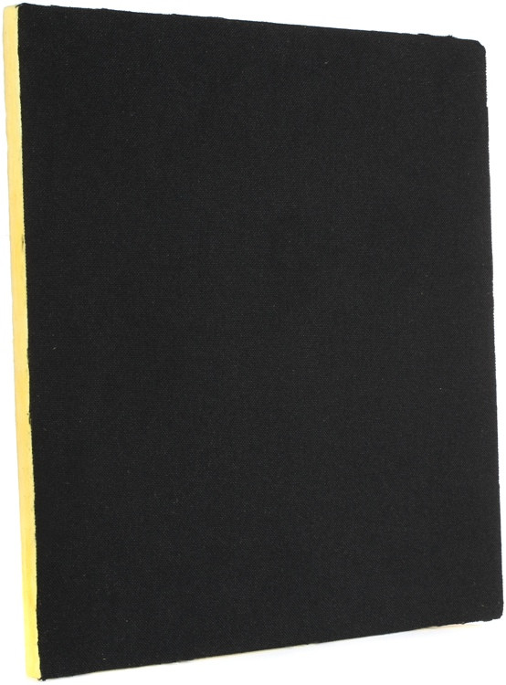 Auralex T-Coustic Ceiling Tile, Single Piece - 2x2, Black image 1