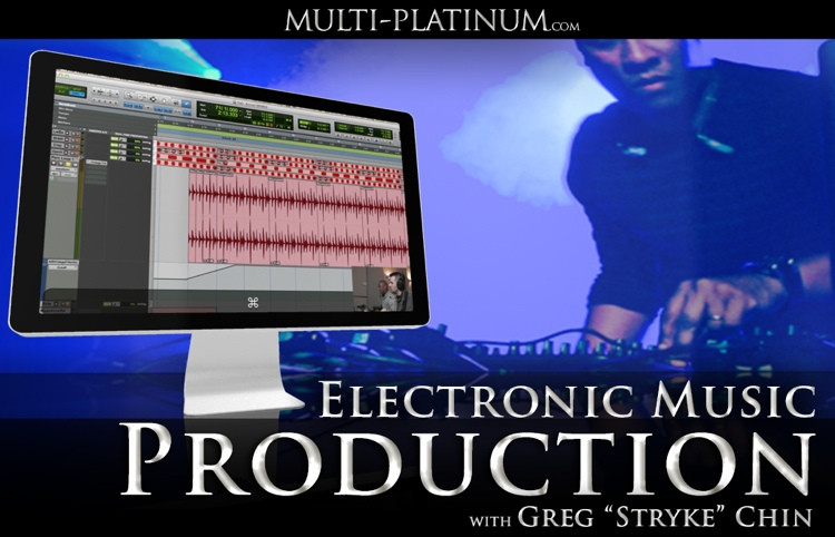 Multi Platinum Electronic Music Production Interactive Course image 1