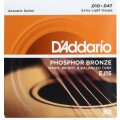 D'Addario EJ15 Phosphor Bronze Extra Light Acoustic Strings