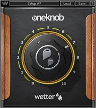 Waves OneKnob Wetter Plug-in