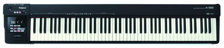 Roland A-88 Keyboard Controller image 1