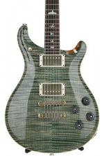 PRS McCarty 594 10-Top - Trampas Green with Pattern Vintage, Flame Maple Neck