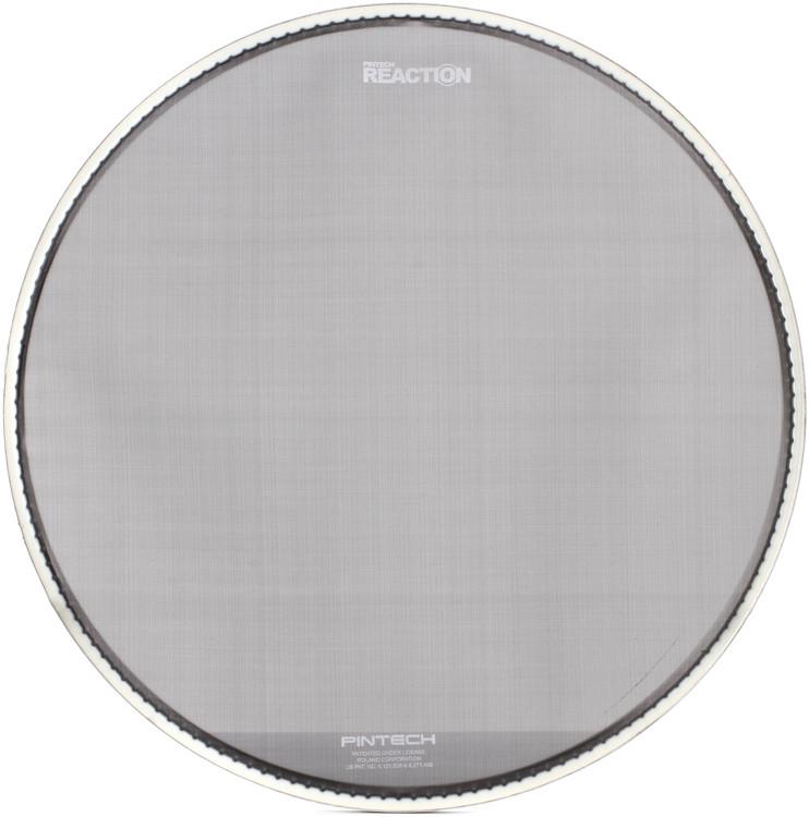 Pintech Reaction Series Mesh Bass Drumhead - 18