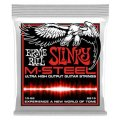 Ernie Ball 2915 M-Steel Skinny Top Heavy Bottom Electric Strings - .010-.052