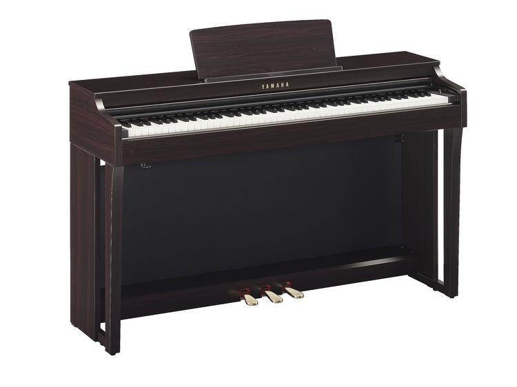 Yamaha clavinova clp 625 rosewood sweetwater for Yamaha clavinova clp 260 review