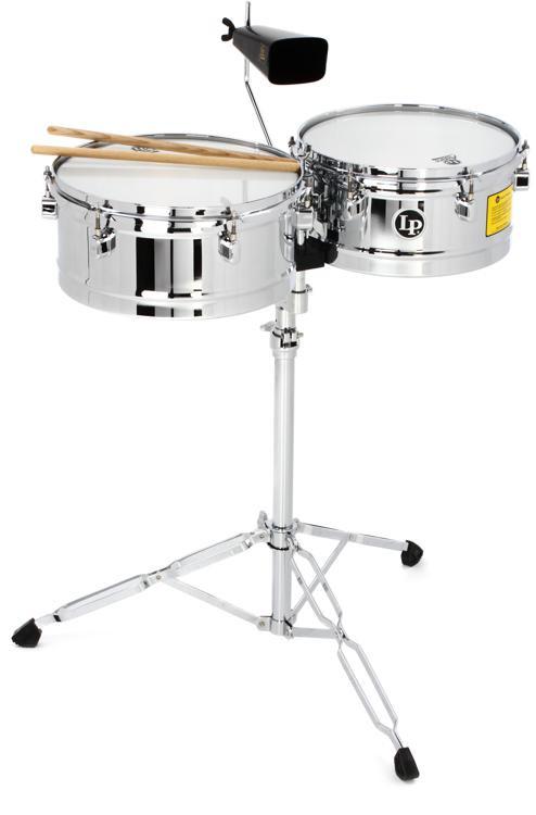 Latin Percussion Aspire Timbales image 1