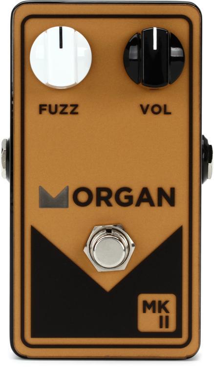 Morgan Amps Tone Bender MKII Professional Fuzz Pedal image 1