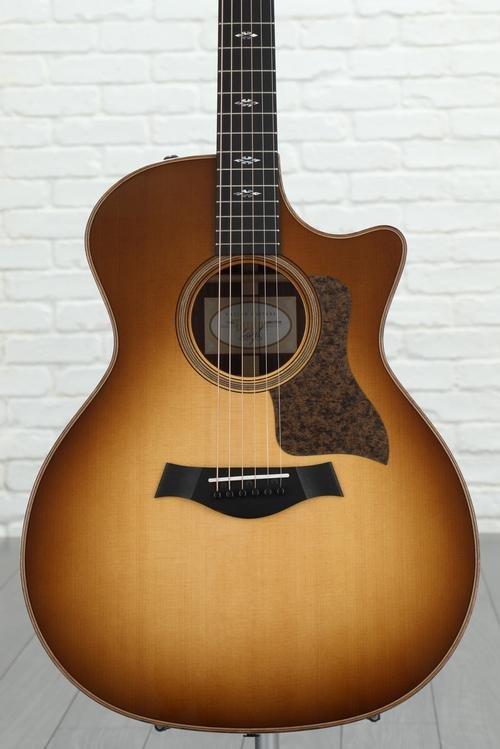 Taylor 714ce - Western Sunburst, Rosewood back and sides