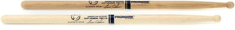 Promark Marching Drumsticks image 1