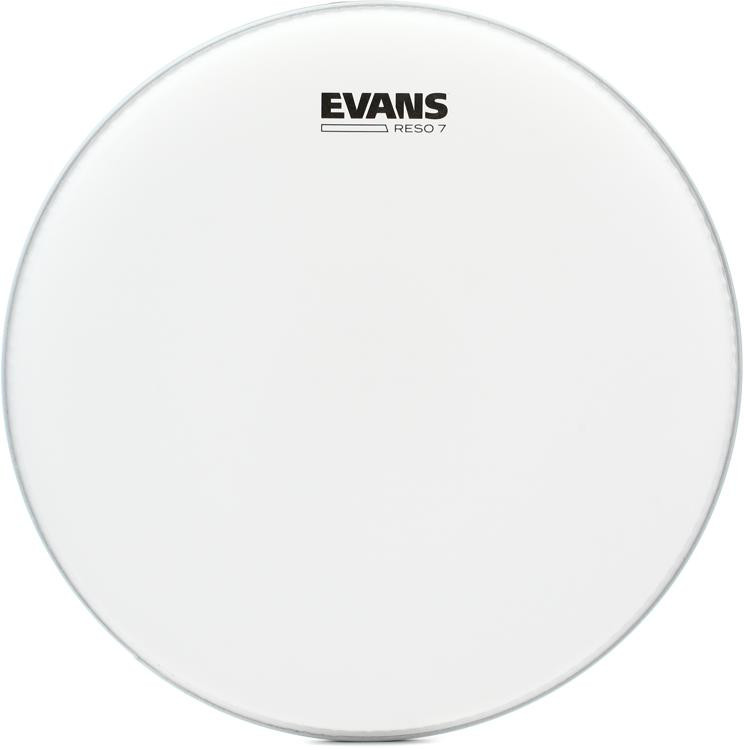 Evans Reso 7 Coated Resonant Drum Head - 14