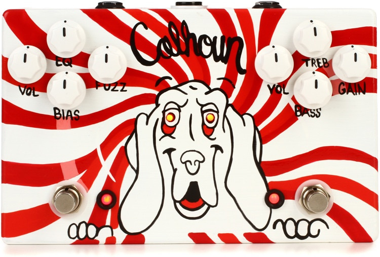JHS Hand Painted Custom Calhoun Sweetwater Exclusive Overdrive Pedal image 1