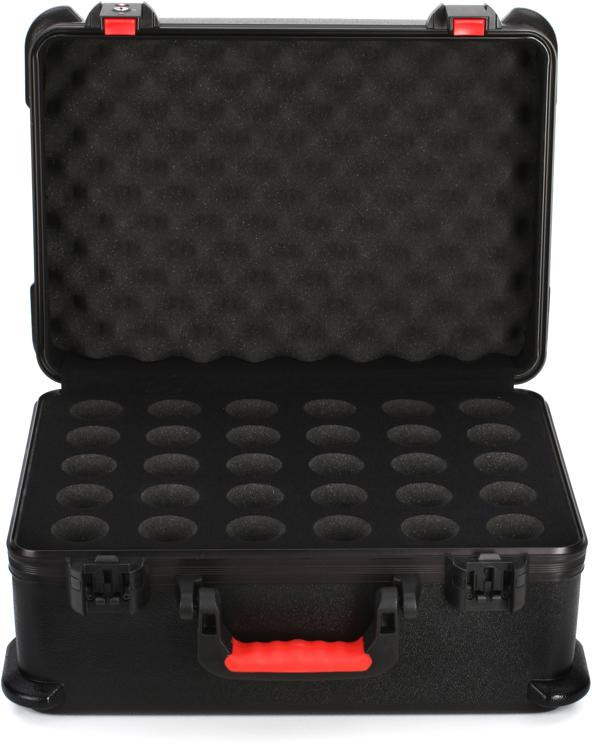 Gator TSA Series Case for 30 Wired Microphones image 1