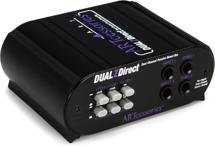 ART DUALZDirect 2-channel Passive Direct Box
