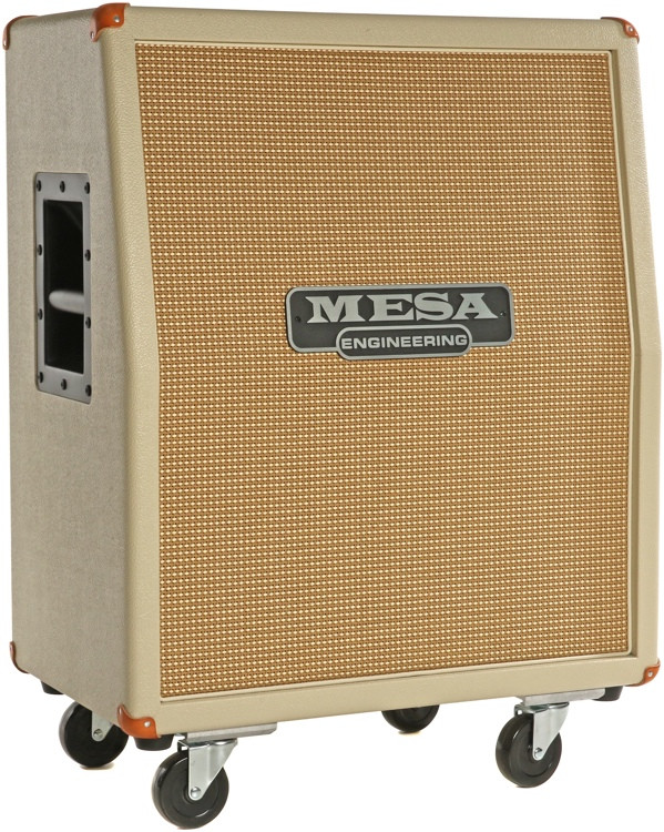 mesa boogie 2x12 recto vertical 120w slant cabinet cream bronco sweetwater. Black Bedroom Furniture Sets. Home Design Ideas