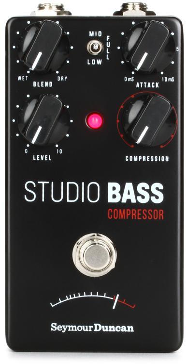 Seymour Duncan Studio Bass Studio Grade Bass Compressor Pedal image 1