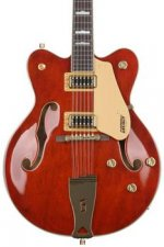 Gretsch G5422G-12 Electromatic Hollowbody Double-Cut 12-string - Walnut Stain