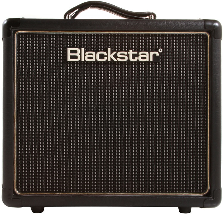 blackstar ht 1 1 watt 1x8 tube combo amp sweetwater. Black Bedroom Furniture Sets. Home Design Ideas