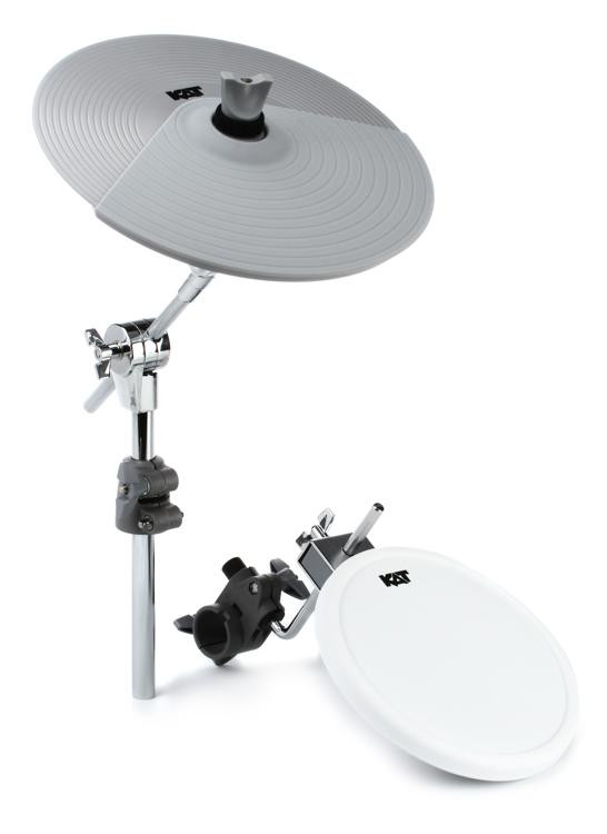 KAT Percussion KT2EP3 Drum Pad and Cymbal Kit image 1