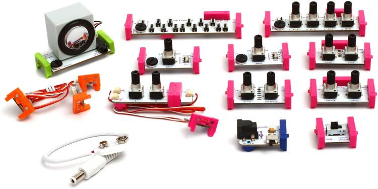 Korg littleBits Synth Kit image 1