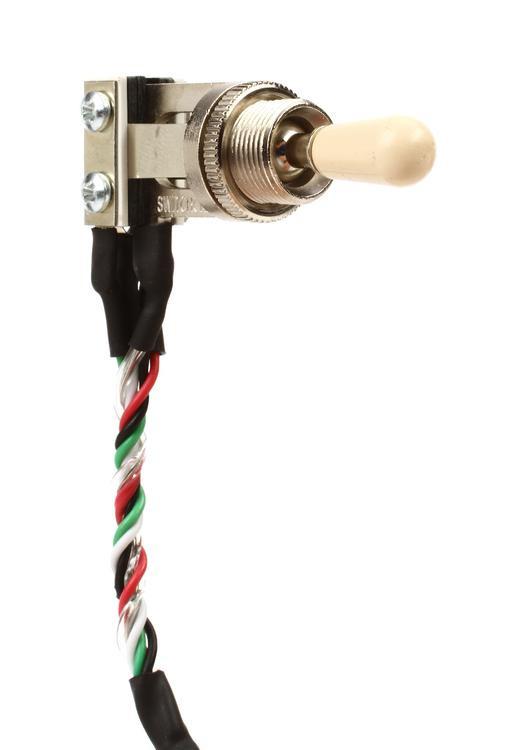 Emerson Custom Prewired 3-Way Toggle Switch image 1