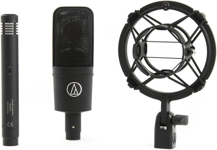 Audio-Technica AT4040 Studio Pack image 1
