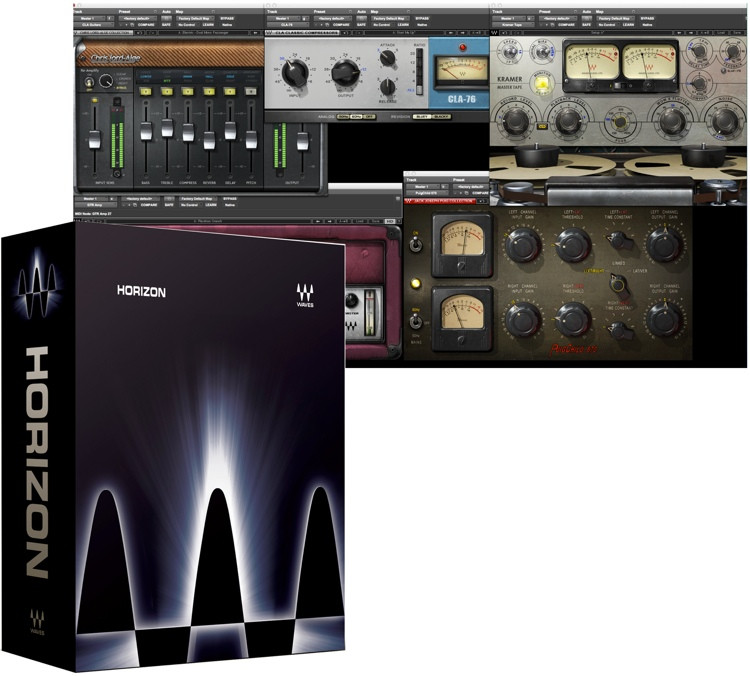 Waves Horizon Plug-in Bundle for Academic Institutions image 1