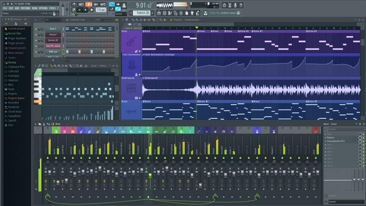 Image Line FL Studio 12 Signature Edition For Windows (boxed) image 1