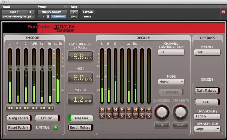 Minnetonka SurCode for Dolby Pro Logic II image 1