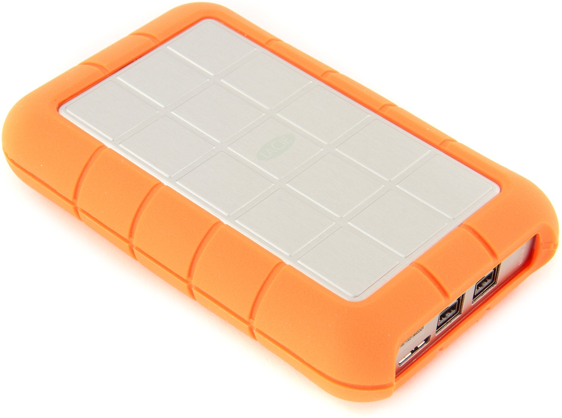 Elegant Lacie Rugged Triple 500gb Legacy Compatible Portable Hard Drive