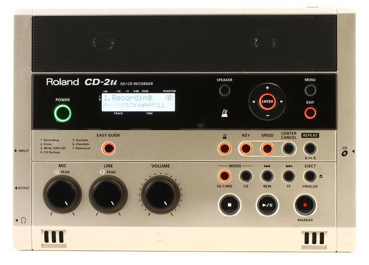 Roland CD-2U image 1