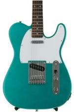 Squier Affinity Telecaster - Race Green with Rosewood Fingerboard