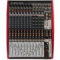 Behringer Xenyx UFX1604 Mixer and USB Audio Interface with Effects
