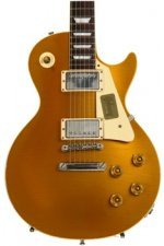 Gibson Custom True Historic 1957 Les Paul Goldtop - Vintage Antique Gold, Aged